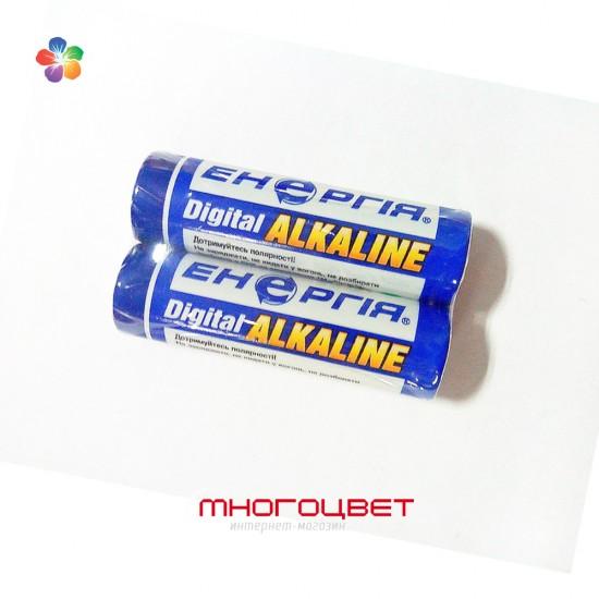 Батарейка Энергия Alkaline AA 2 штуки