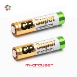 Батарейка GP Super Alkaline AAA (LR03) 2 штуки