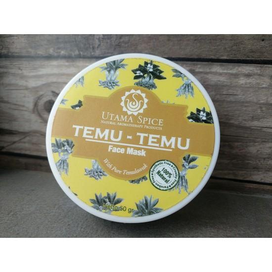Натуральная антивозрастная маска для лица  UTAMA SPICE Temu-Temu (Индонезия о.Бали)