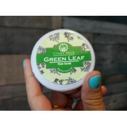 Натуральная маска для лица  Green Leaf UTAMA SPICE (Индонезия о.Бали)