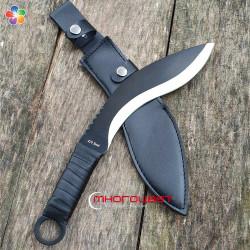 Нож нескладной КУКРИ-3