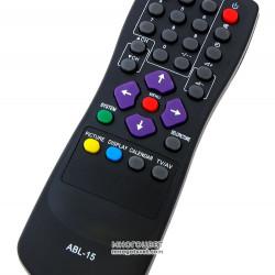 Пульт ДУ для телевизора AKIRA (ABL-15)