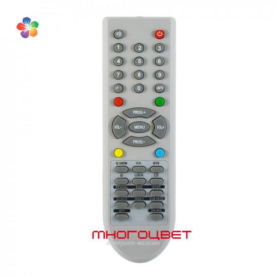 Пульт ДУ BC-1202 для телевизора AKIRA, HYUNDAI, ERISSON