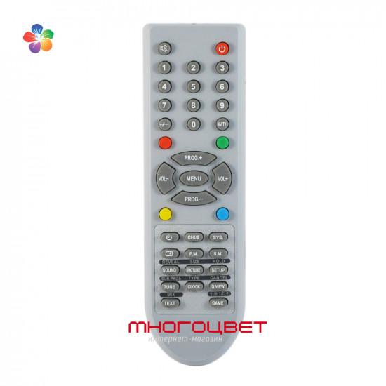 Пульт ДУ AKIRA BC-3010-06R для телевизора AKIRA, HYUNDAI, SHIVAKI, ERISSON