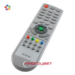 Пульт ДУ AKIRA ZD-RC30 для телевизора AKIRA LCT-22HE02ST