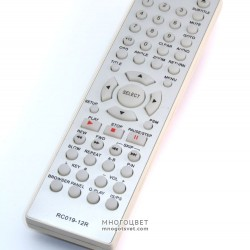 Пульт ДУ для DVD плеера BBK (RC019-12R)