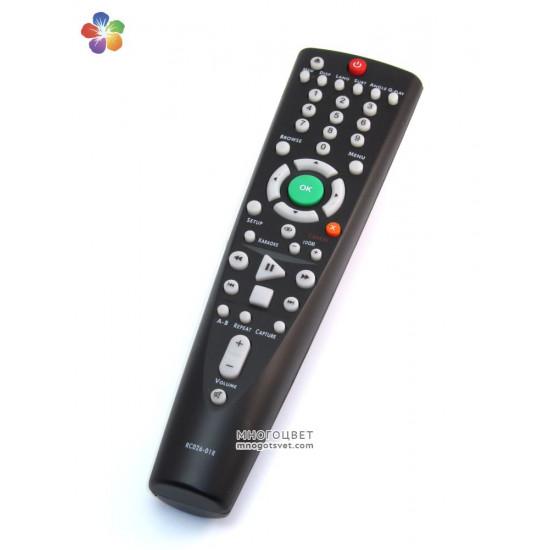 Пульт ДУ для DVD плеера BBK RC026-01R