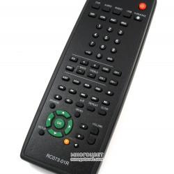 Пульт ДУ для домашнего DVD-театра BBK (RC073-01R) альтернативный корпус