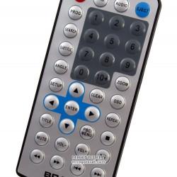 Пульт ДУ для DVD плеера Bravis  (RC-558)
