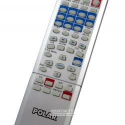Пульт ДУ для DVD плеера POLAR (YX-10350A)