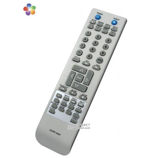 Пульт ДУ для DVD плеера ELENBERG (DVDP-2450)