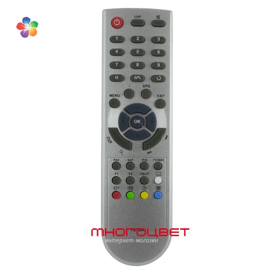 Пульт ДУ для спутниковых тюнеров Globo 7010А