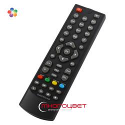 Пульт ДУ для цифрового ресивера DVB-T2 GLOBO HD GL60