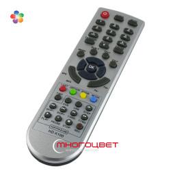 Пульт ДУ HD X100 для спутниковых тюнеров Globo, Opticum, Orton