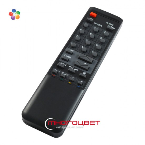 Пульт ДУ для телевизора HITACHI CLE-898 (CLE-898A)