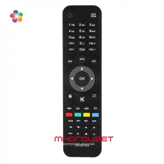 Пульт ДУ ACCESS DCD-2104 для тюнера HOME CAST DCD-2104, кабельное ТВ ВОЛЯ