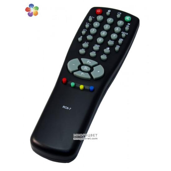 Пульт ДУ для телевизора HORIZONT (RC 6-7)