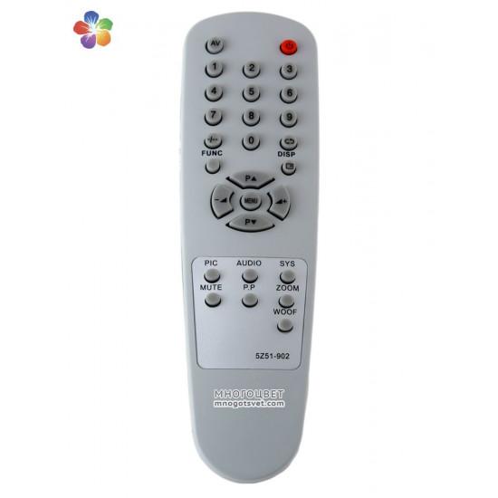 Пульт ДУ для телевизора Akai, Hyundai 5Z51-902