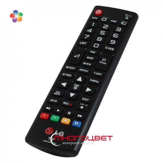 Оригинальный пульт ДУ для LED телевизора LG AKB73975734
