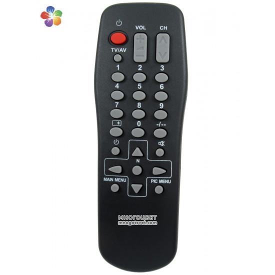 Пульт ДУ для телевизора Panasonic (EUR501380)
