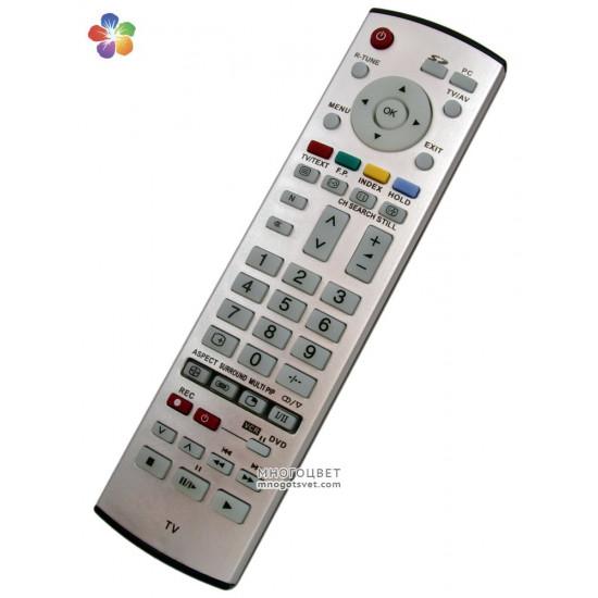 Пульт ДУ для телевизора Panasonic  (EUR7635040)