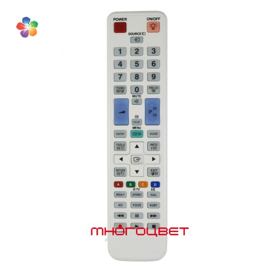 Пульт ДУ BN59-01078A для телевизора Samsung LE-32C650
