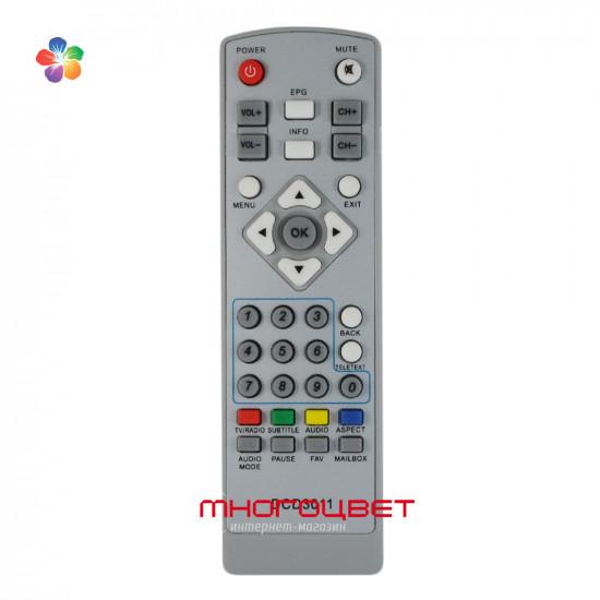 Пульт ДУ ACCESS DCD-3011 для тюнера HOME CAST DCD-3011, кабельное ТВ ВОЛЯ