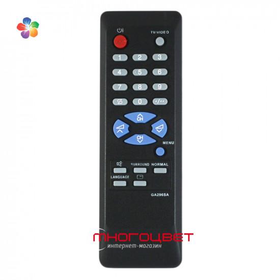 Пульт ДУ SHARP GA296SA, GA296SB для телевизора SHARP 21J1-BRU