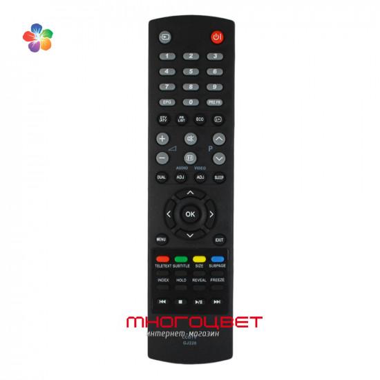 Пульт ДУ GJ220 для телевизора SHARP LC-32LE320E