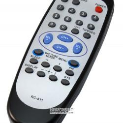 Пульт ДУ для телевизора Shivaki (RC-811)