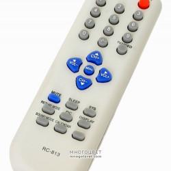 Пульт ДУ для телевизора Shivaki (RC-813)