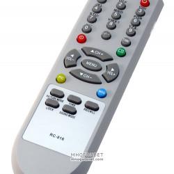 Пульт ДУ для телевизора Shivaki (RC-816)