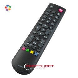 Пульт ДУ RC2000E02 для телевизоров фирмы Supra, TCL, Liberton, Meredian, Thomson