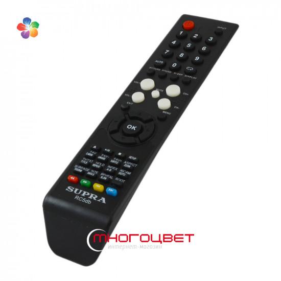 Пульт ДУ для телевизора SUPRA RC5db (RC7db)