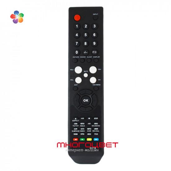Пульт ДУ RCF1B для телевизоров SUPRA и HYUNDAI