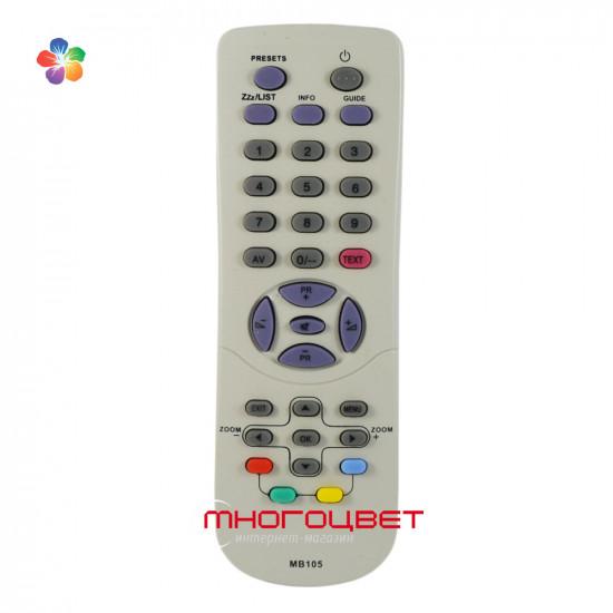 Пульт ДУ Thomson RCT105 для телевизора Thomson MB105