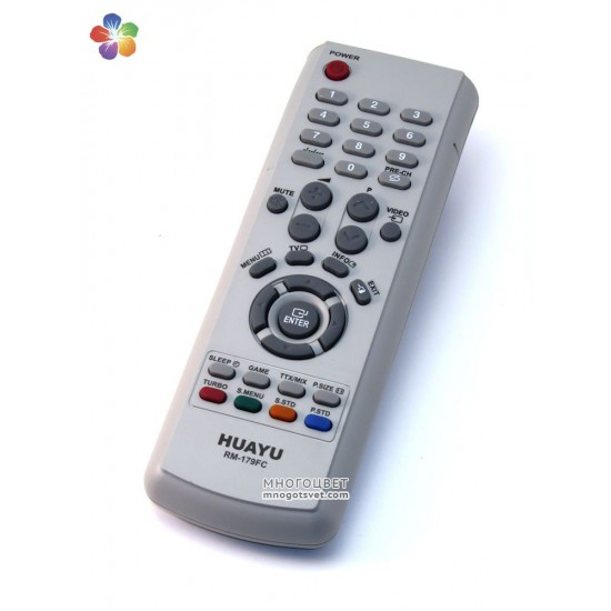 Универсальный пульт ДУ для телевизоров Samsung (RM-179FC)