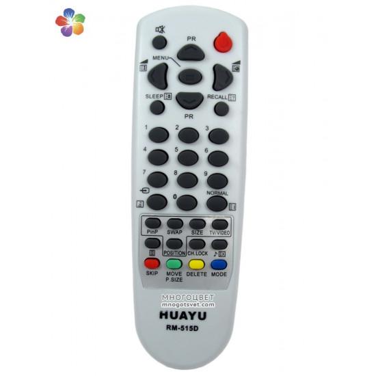 Универсальный пульт ДУ для телевизоров DAEWOO (RM-515D)
