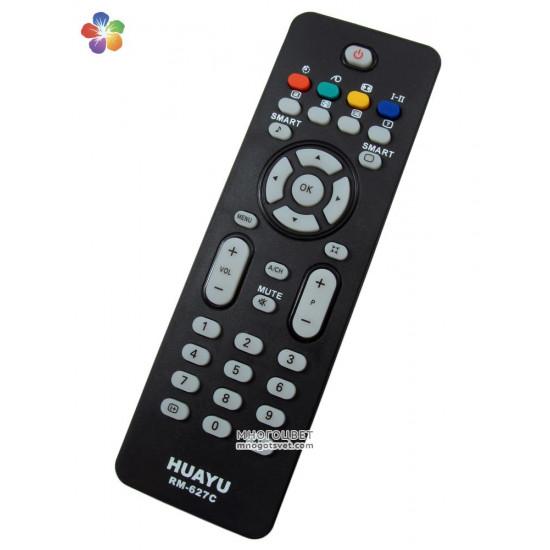 Универсальный пульт ДУ для телевизоров Philips (RM-627С)