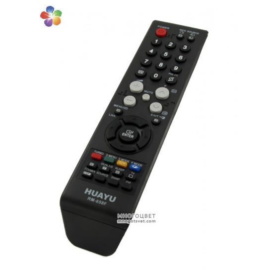 Универсальный пульт ДУ для телевизоров Samsung RM-658F
