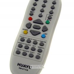 Универсальный пульт ДУ для телевизоров LG (RM-677CB)