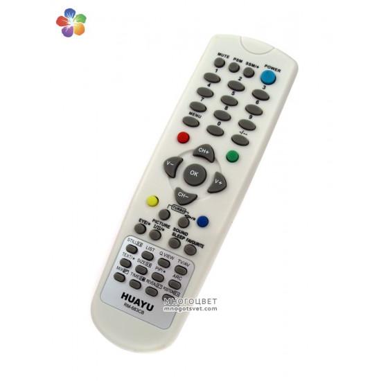 Универсальный пульт ДУ для телевизоров LG (RM-683CB)