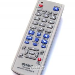 Универсальный пульт ДУ для проигрывателей CD, DVD, VCD, LD (QD-D008E)