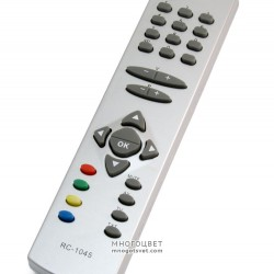 Пульт ДУ RC-1045 для телевизоров Vestel