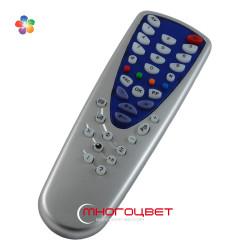 Пульт ДУ Витязь RC-6-1 для телевизора Витязь (ПДУ-7 , ПДУ-8 , ПДУ-10)